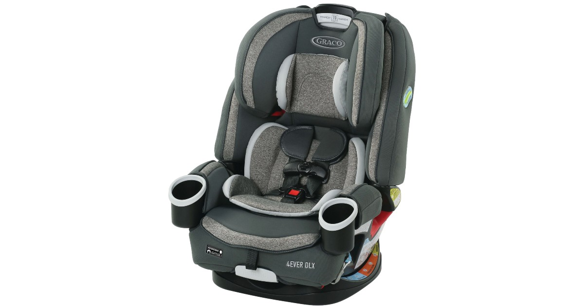 Graco 4-in-1 Convertible Car Seat ONLY $199.99 (Reg $300)