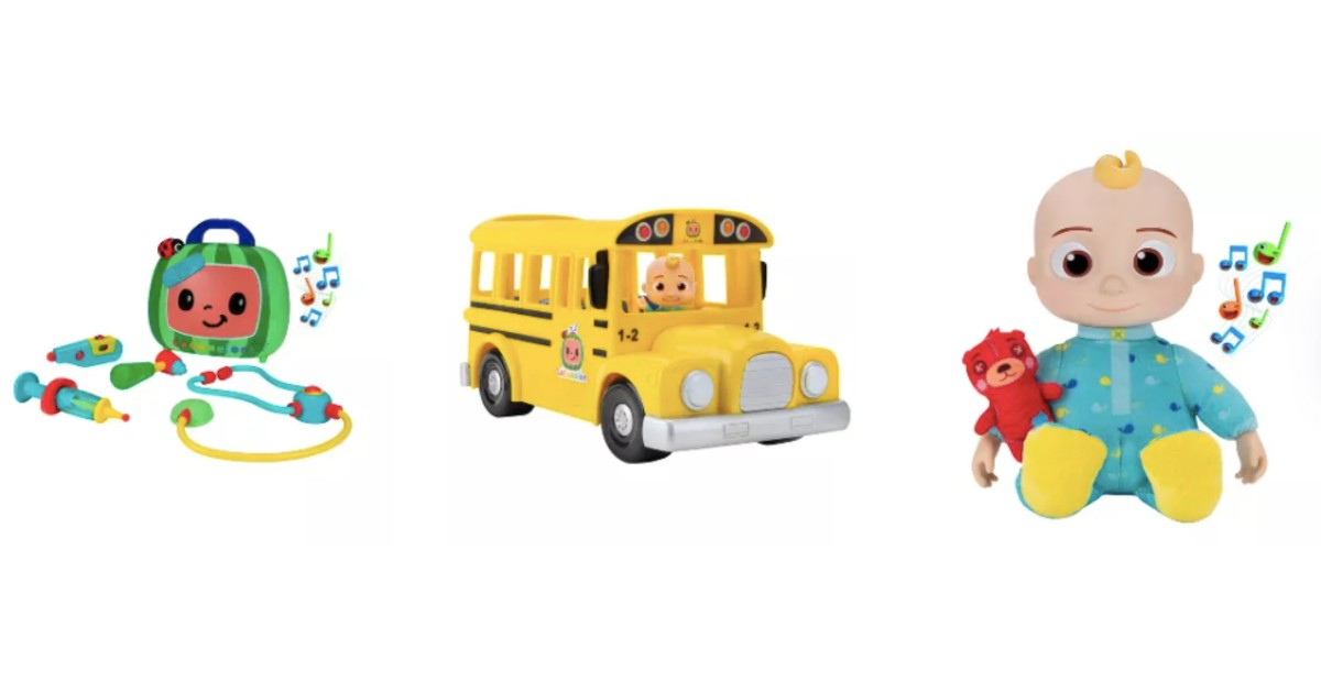 Cocomelon Toys In Stock at Tar...