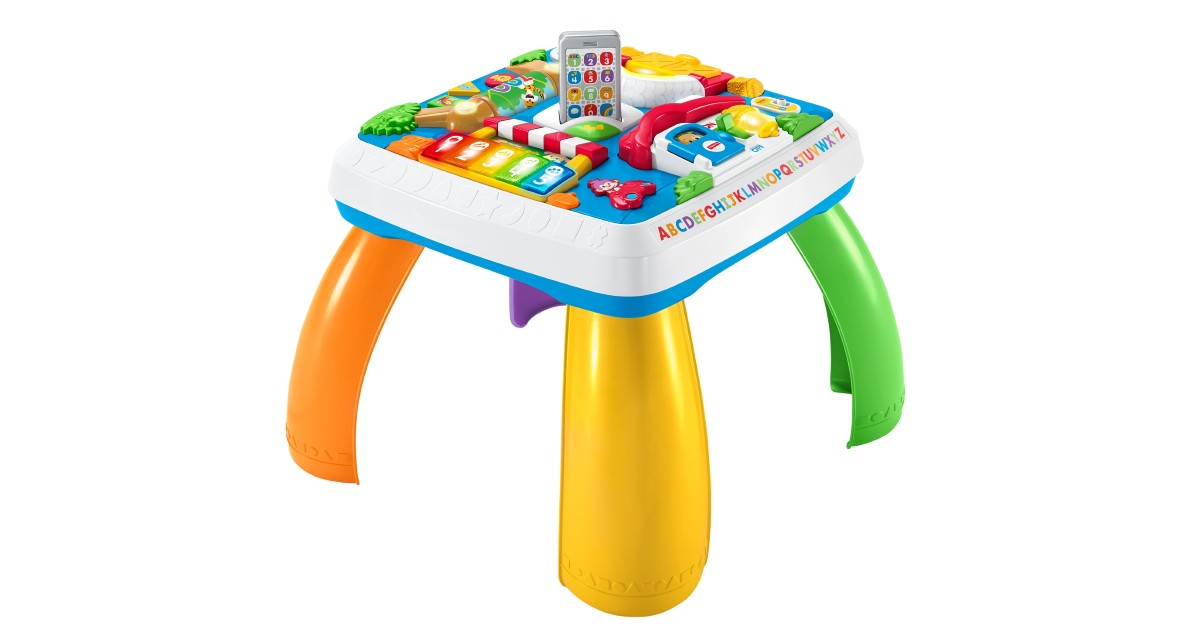 Fisher-Price Laugh & Learn Table at Walmart