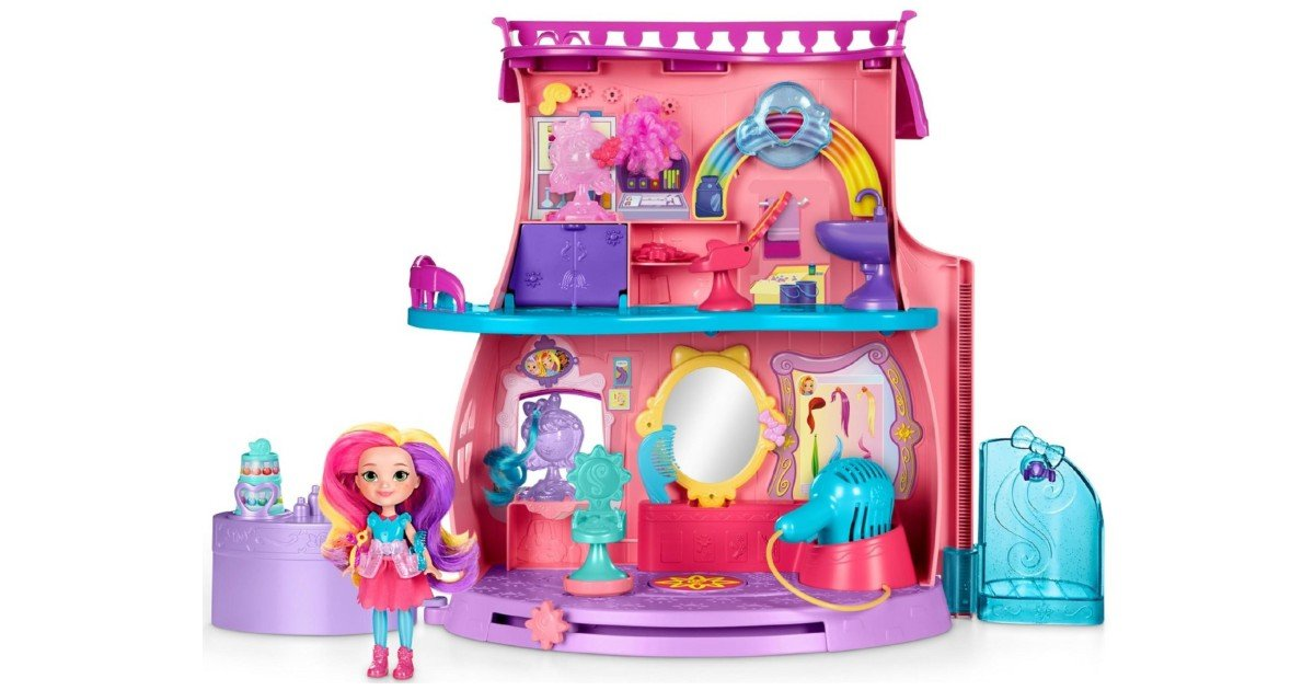 Nickelodeon Sunny Day's Salon Playset $30.40 (Reg. $60)