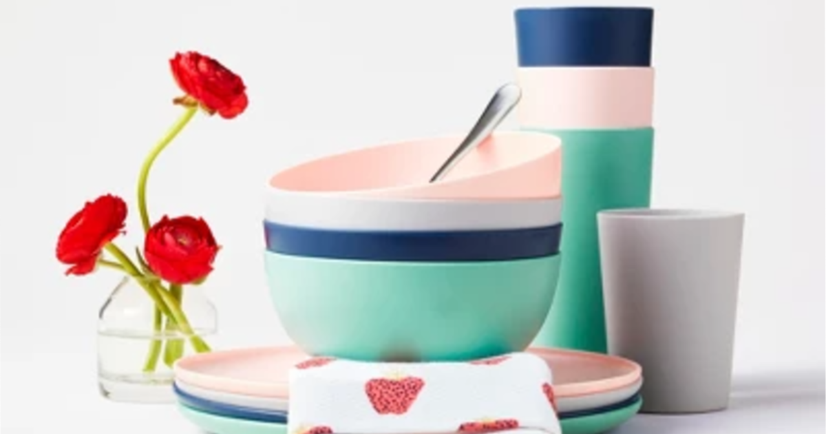 Room Essentials Dinnerware at.