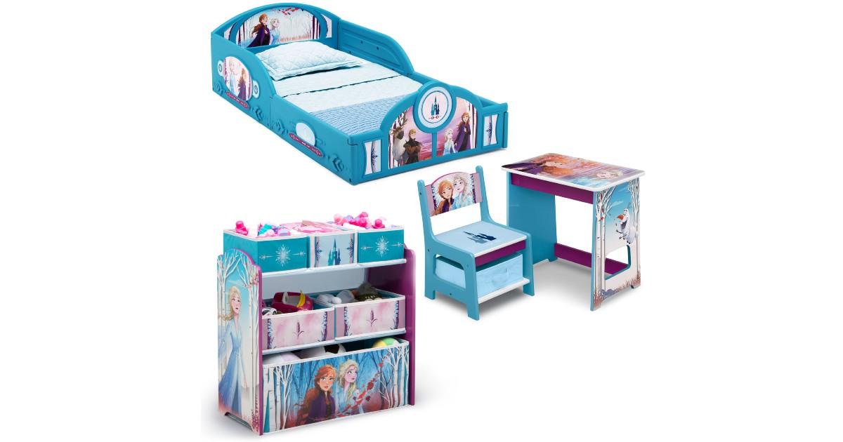 Kids Bedroom 4-Piece Set