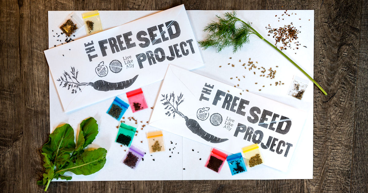 The Free Seed Project