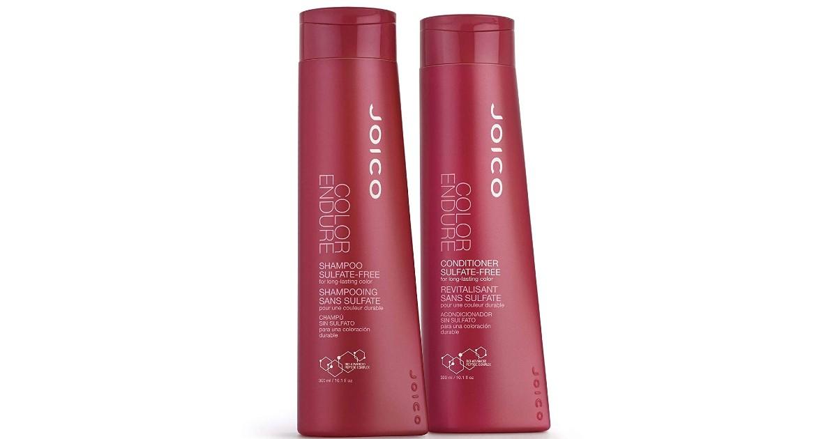 Joico Color Endure Shampoo ONLY $5.98 (Reg $16)