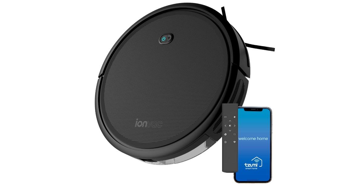 ionvac SmartClean 2000 Robovac ONLY $99 (Reg. $180)