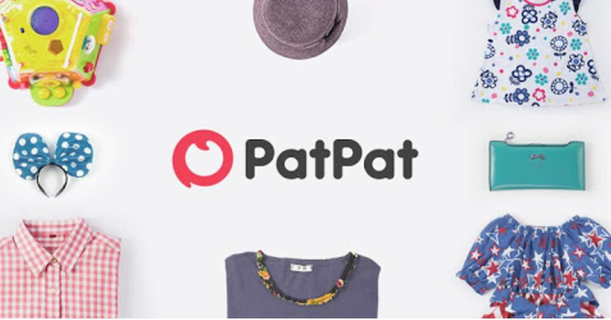 Pat Pat Spring Clearance Sale.