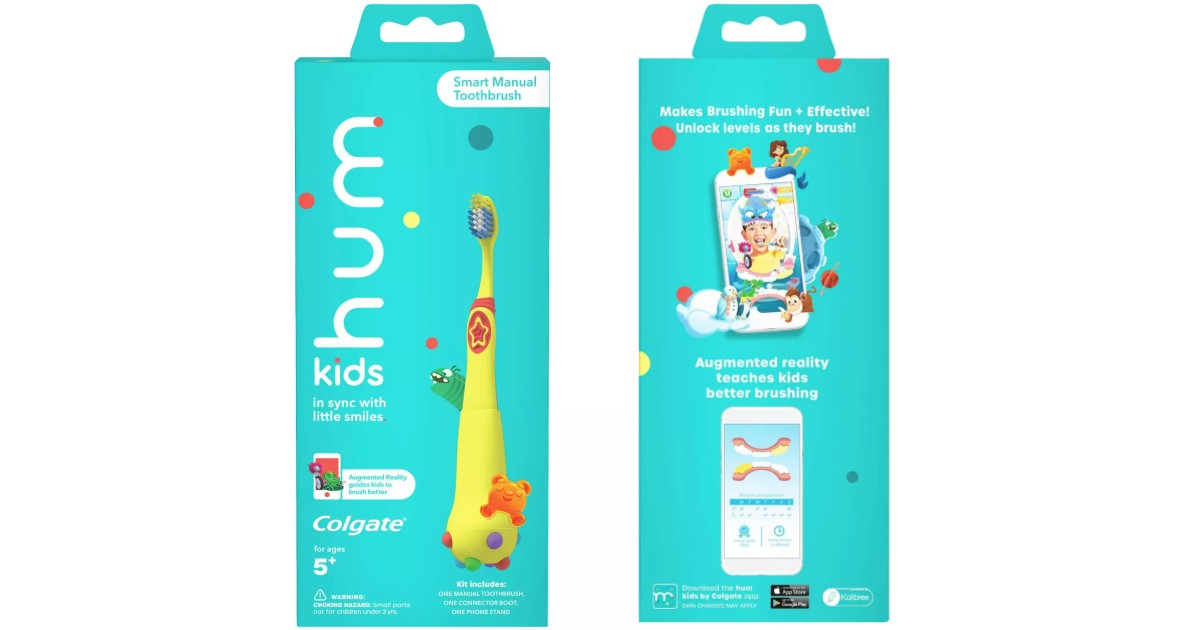 Hum Kids Smart Toothbrush at Target