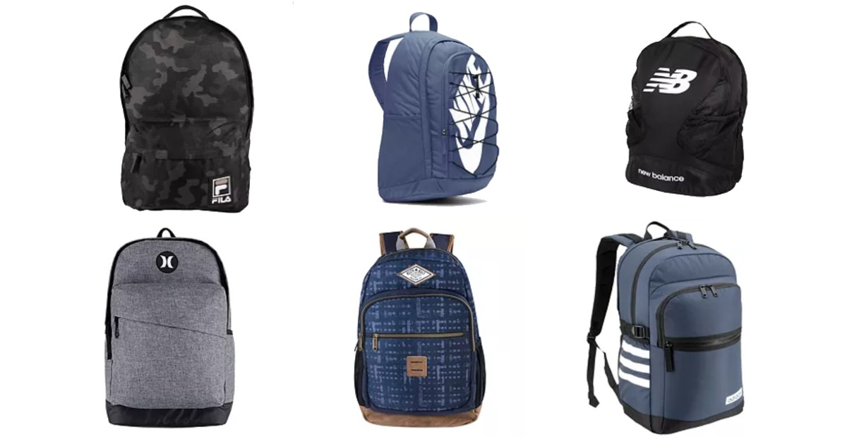 Up to 90% Off Backpacks at Kohl's
