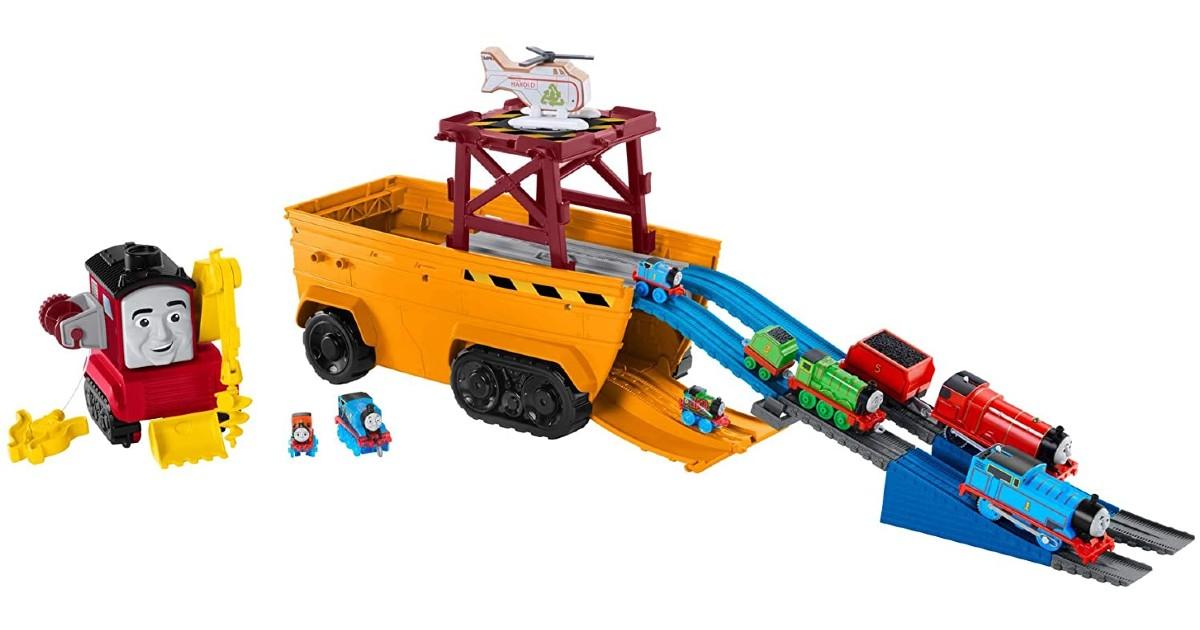 Thomas & Friends Super Cruiser Train Track Set $15 (Reg. $40)