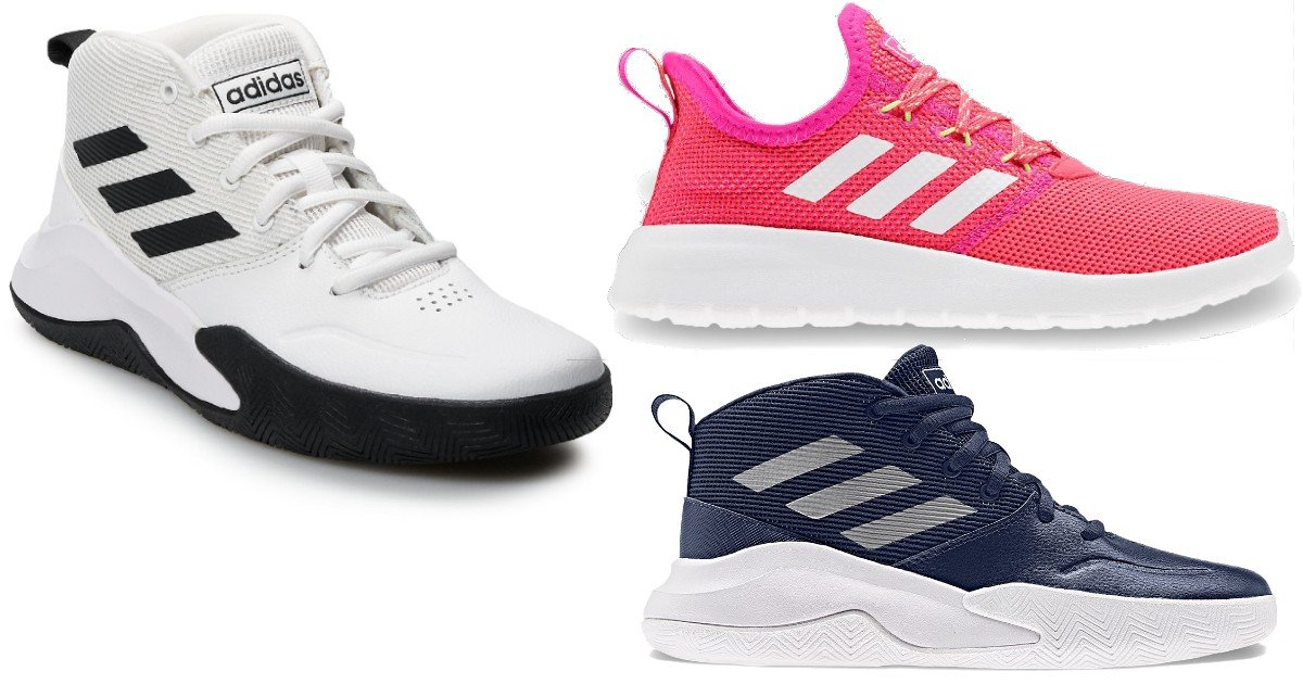 Adidas Kids Shoes on Clearance...