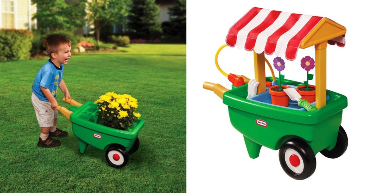 Little Tikes Garden Cart and W...