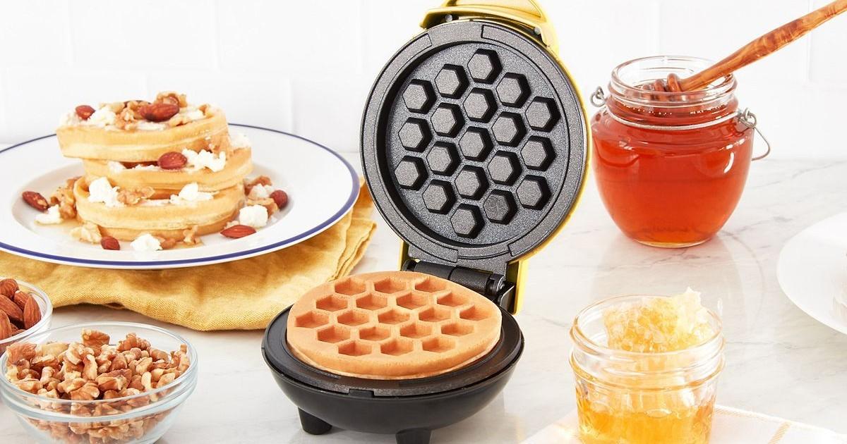 Dash Bunny Mini Waffle Maker