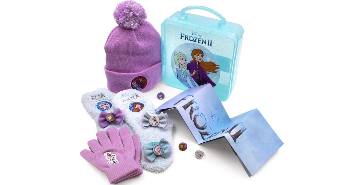 Disney Frozen Accessories Bundle