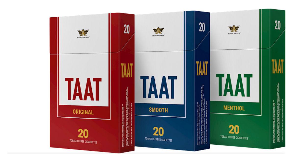 FREE Pack of Taat Beyond Tobac...