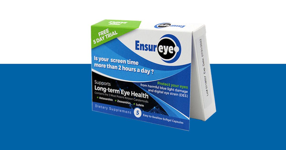 Ensur Eye
