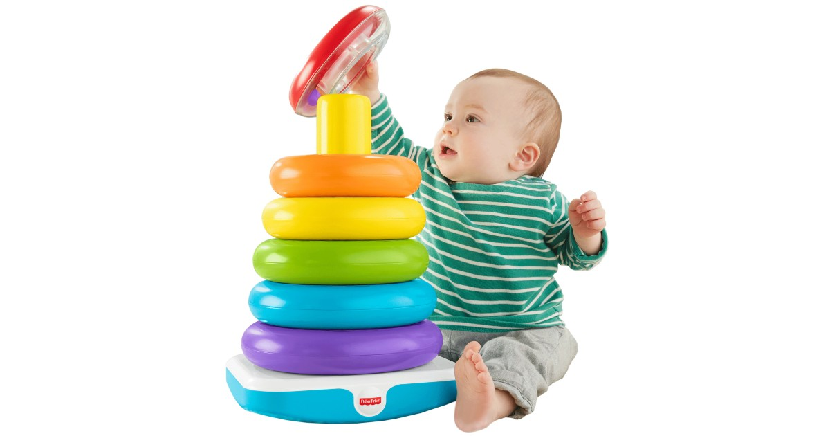 Fisher Price Giant Rock a Stac...