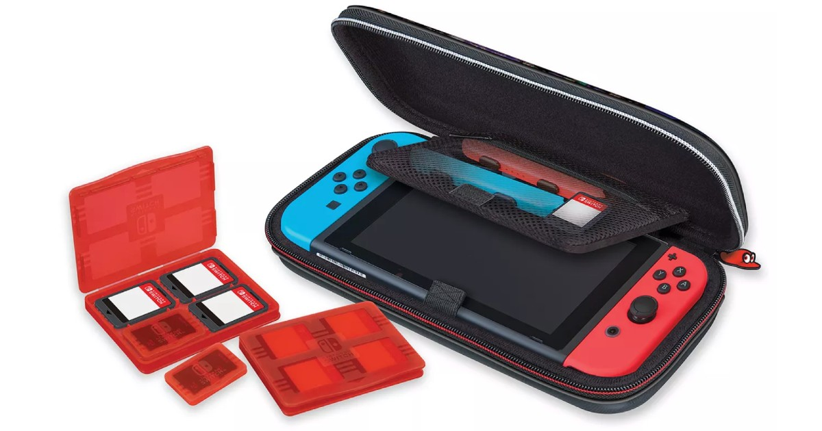 Nintendo Switch Super Mario Case
