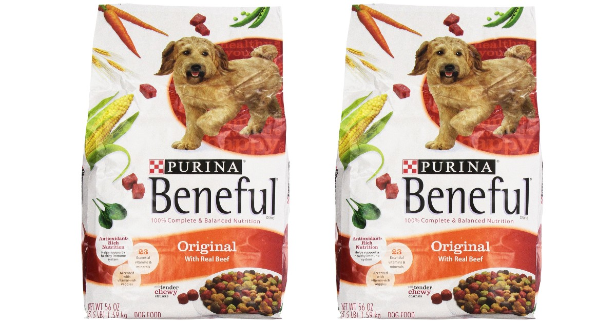 Purina Beneful Dog Food 3.5-Pounds