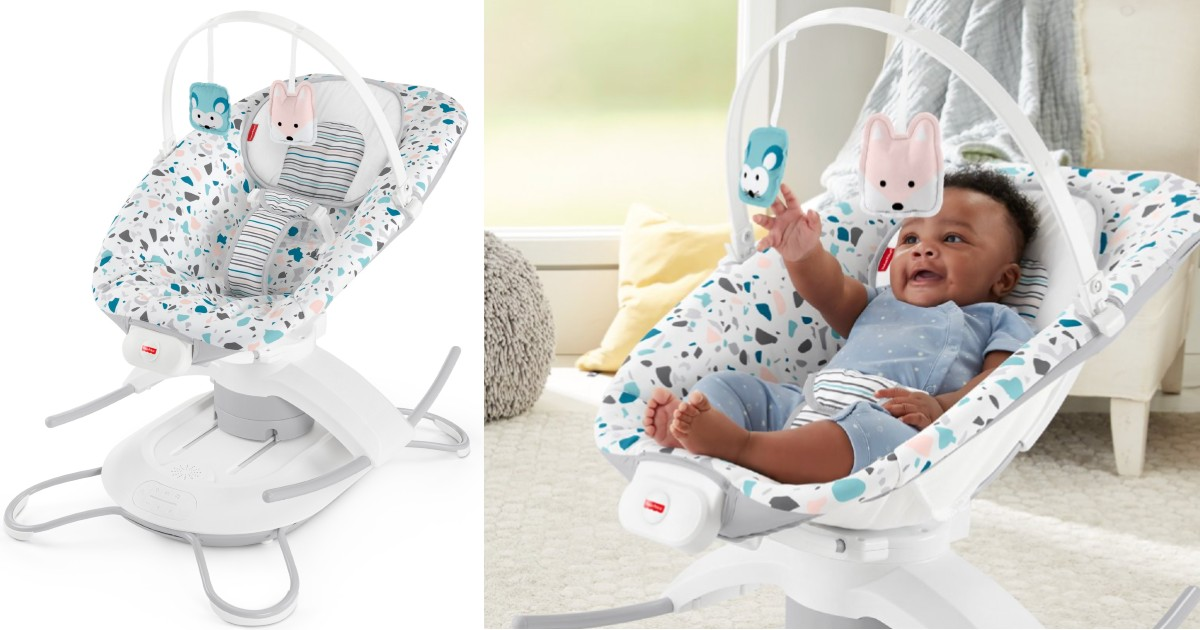 Fisher-Price Baby Rocker & Glider