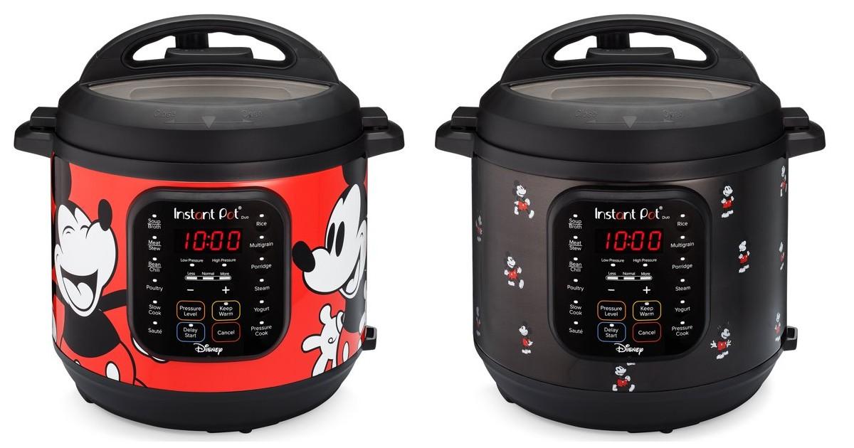 Disney Mickey Instant Pot Duo.