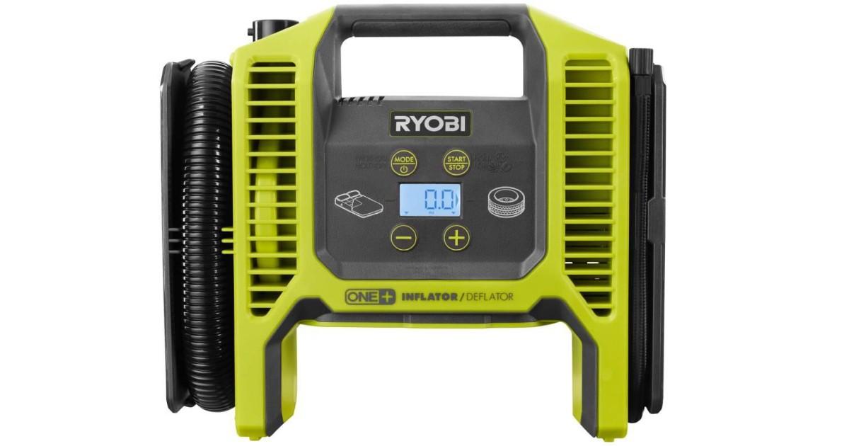 Ryobi 18-Volt Dual Function Inflator