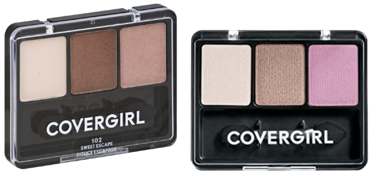 CoverGirl Eyeshadow