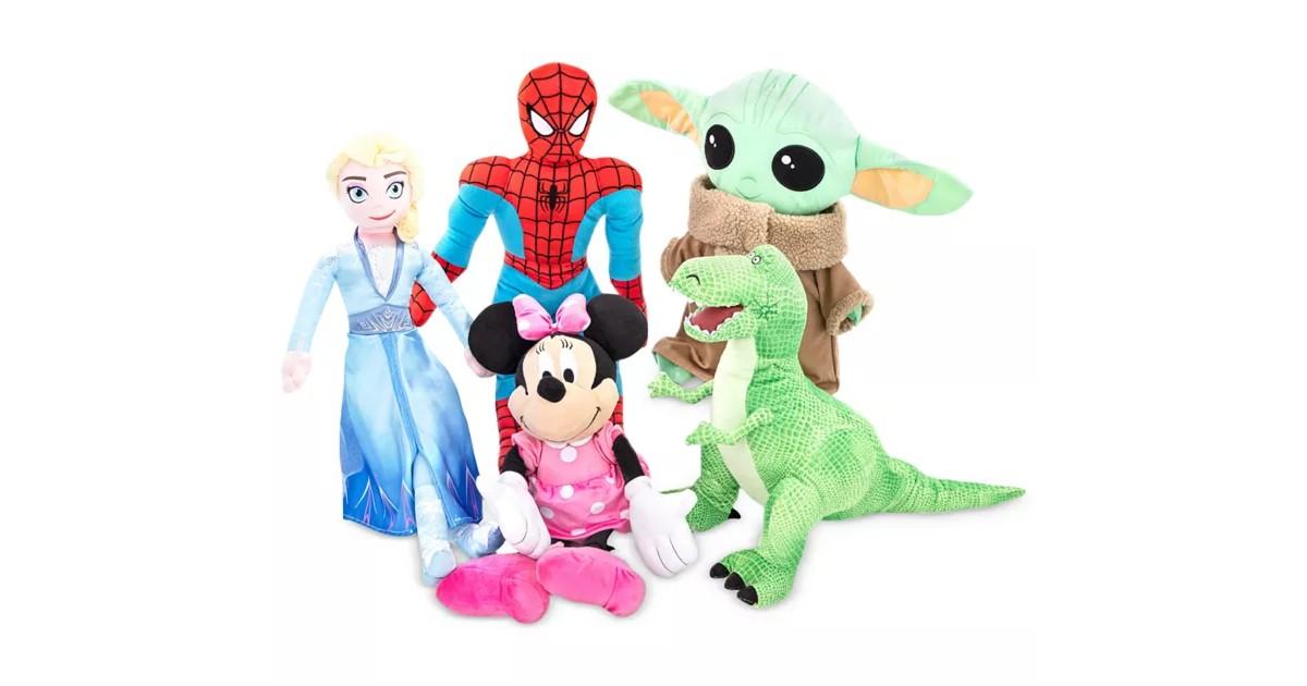 Disney Body Pillows ONLY $13.49at Macy's (Reg. $60)