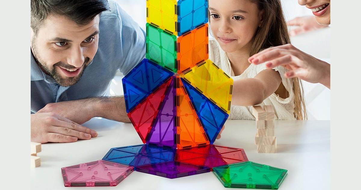 PicassoTiles Magnetic Building Block
