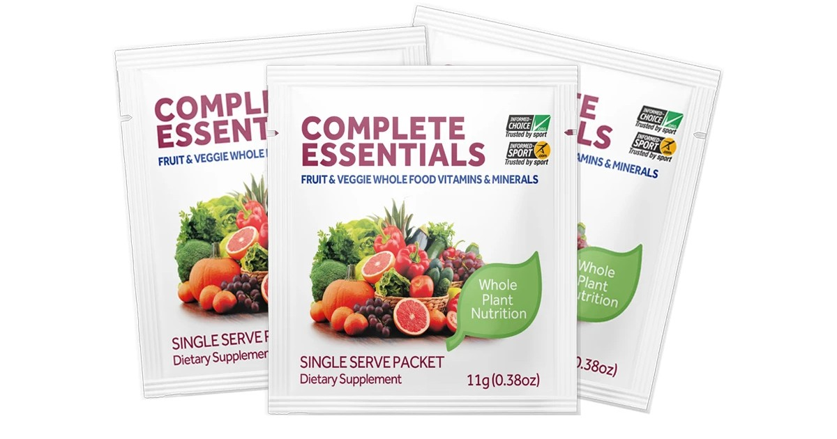 complete essentials vitamins