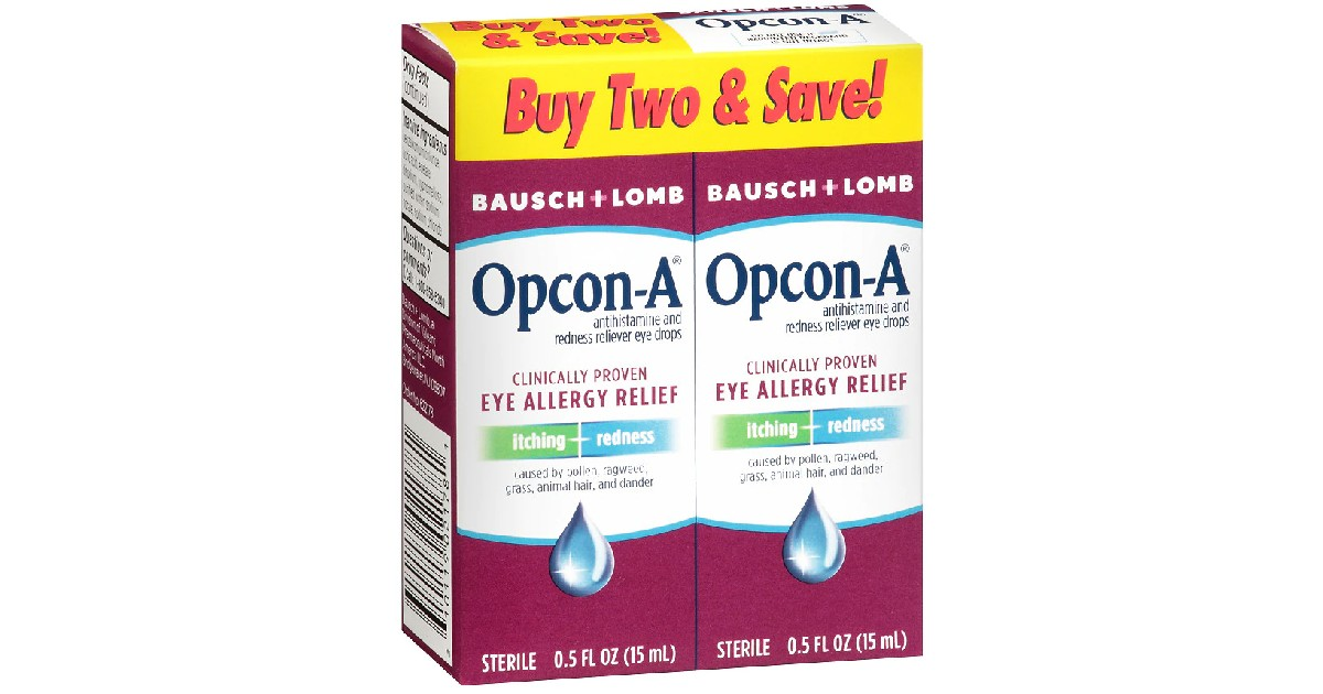 Opcon-A at Walgreens