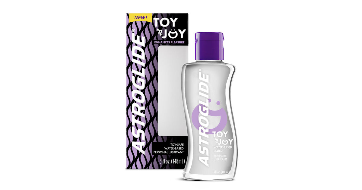 FREE Sample of Astroglide Toy N Joy (adult)