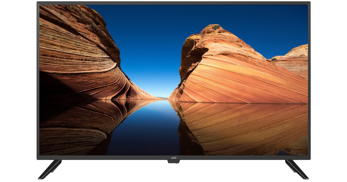 JVC 43-In Class FHD 1080p LED TV at Walmart