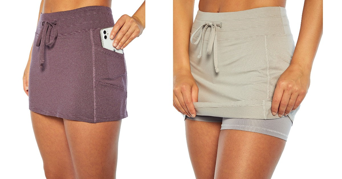 Balance Collection Skorts ONLY $12.99 (Reg $45)