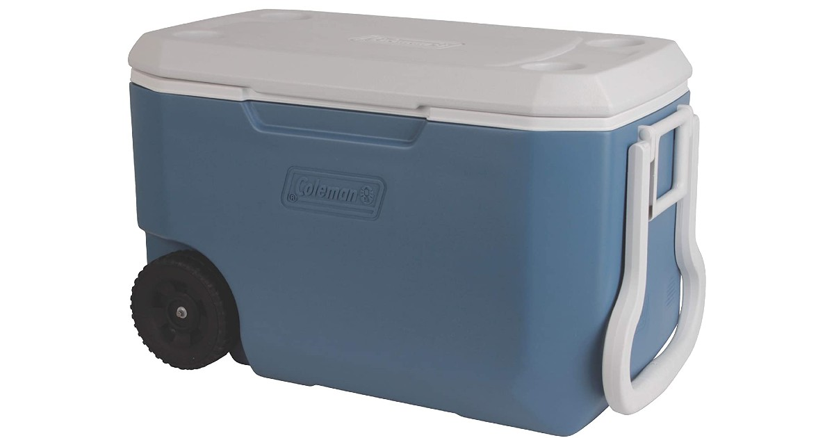 Coleman 62-Quart Cooler ONLY $43.76 (Reg $70)