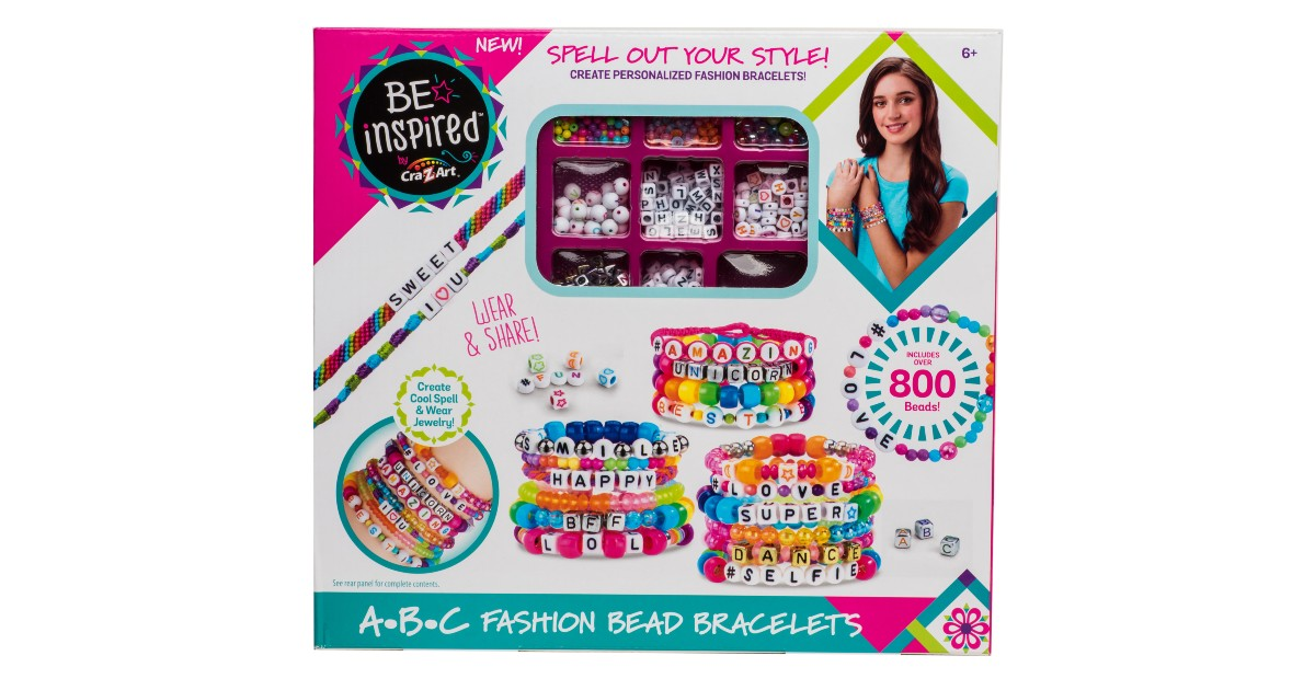 Cra-Z-Art Bead Bracelet Studio at Walmart
