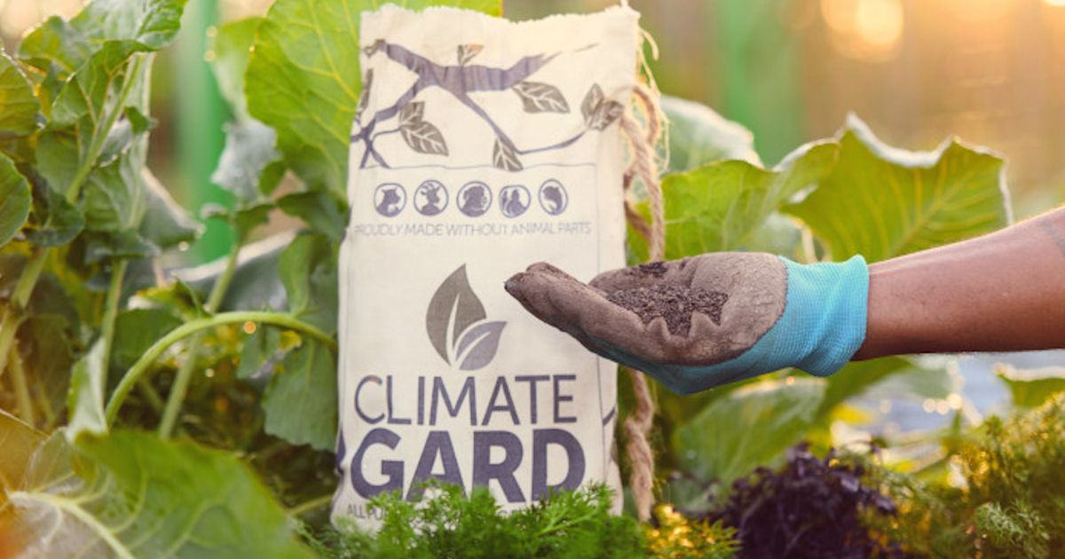 FREE 16 lb Bag of ClimateGard.
