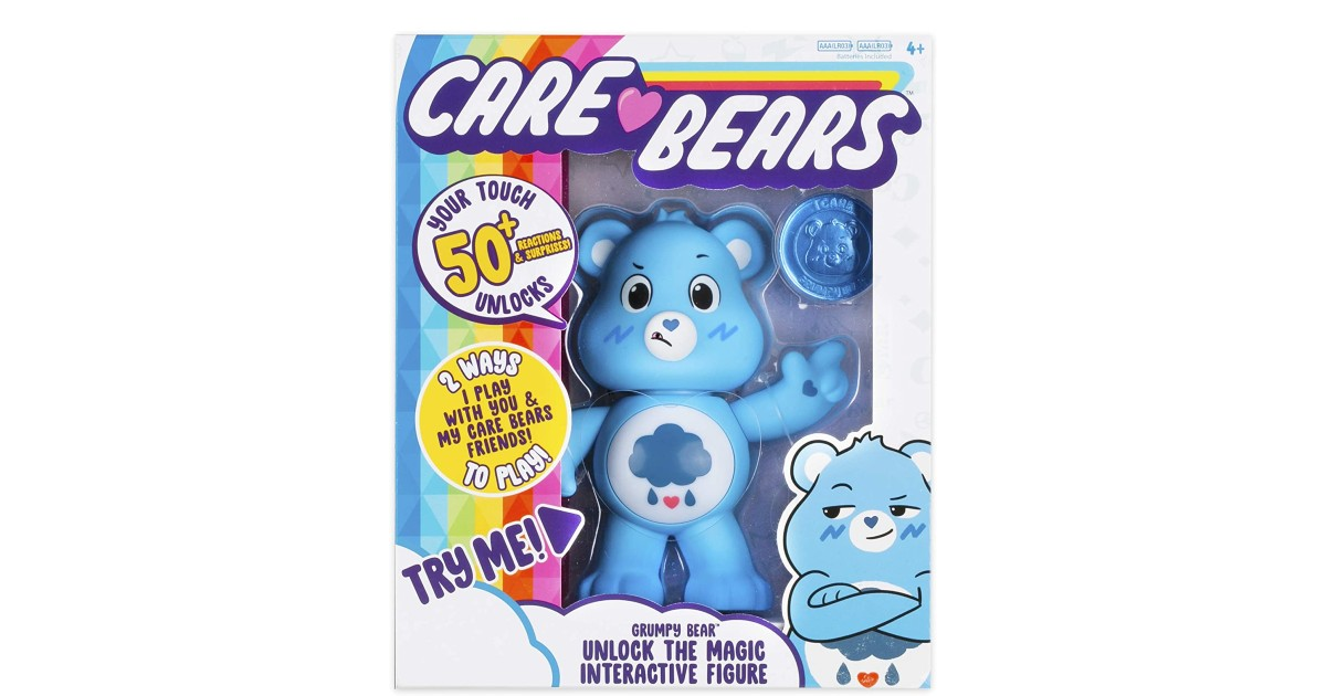 Care Bears Interactive Figure ONLY $4.44 (Reg. $9)