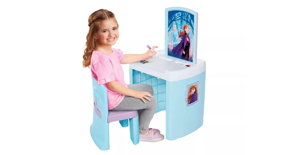 Disney Frozen N Play Table Set...