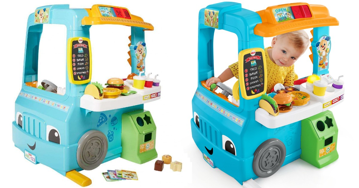 Fisher-Price Food Truck Playset