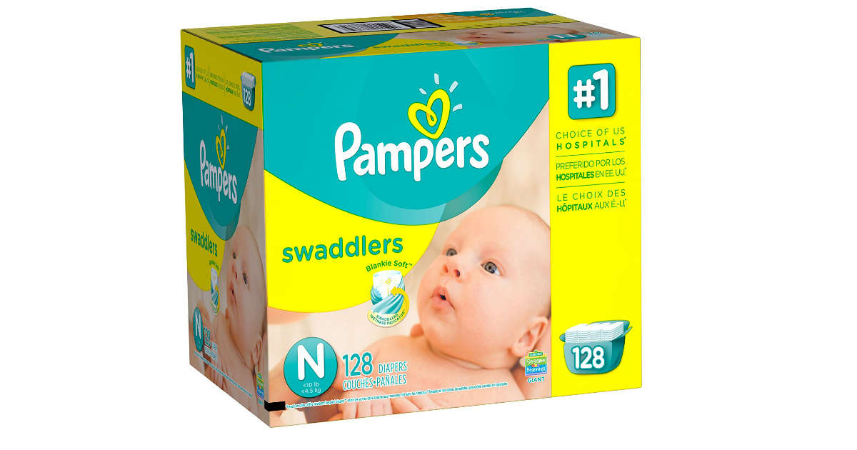 FREE Pampers Diapers Sample