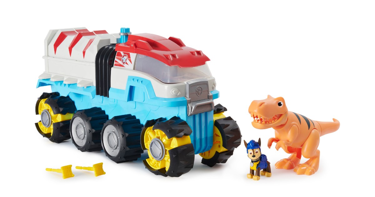 Paw Patrol Dino Rescue Dino Patroller ONLY $35.99(Reg. $60)