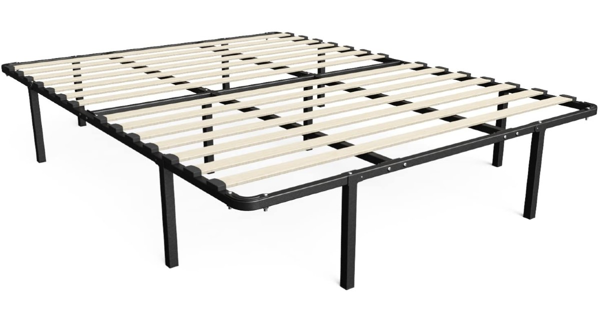 Zinus Queen Bed Frame