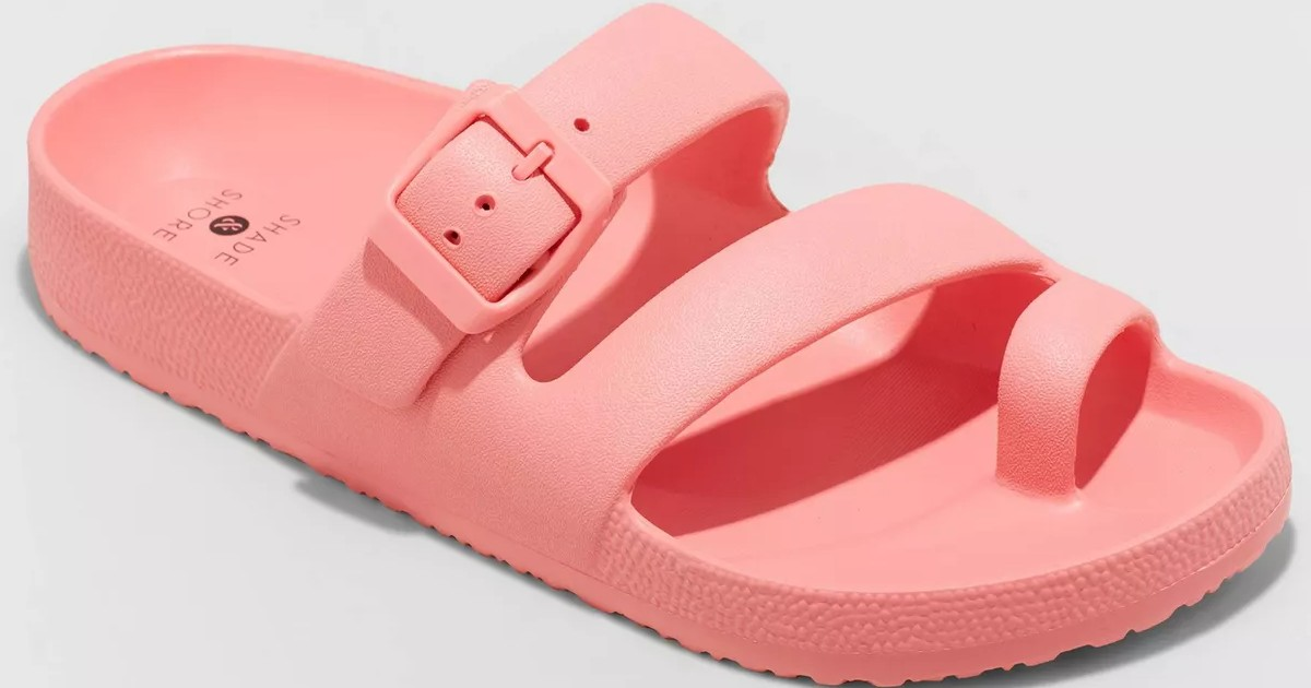 Women's Footbed Sandals