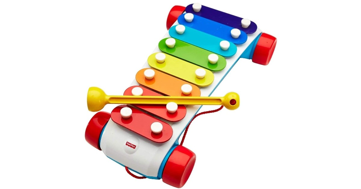 Fisher-Price Classic Xylophone ONLY $6 (Reg. $14)