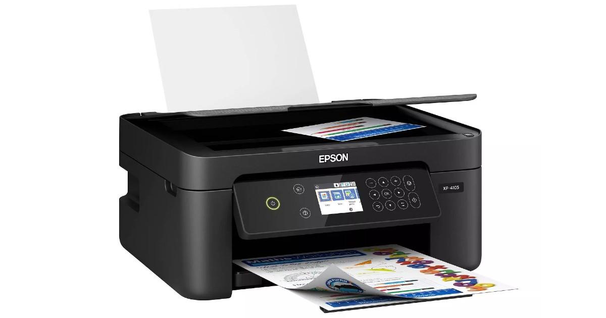 Epson Expression Wireless Printer ONLY $49.99 (Reg. $100)