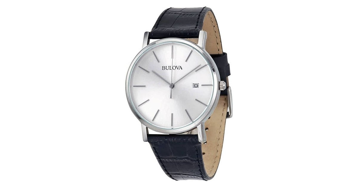 Bulova Men's Watch at Walmart