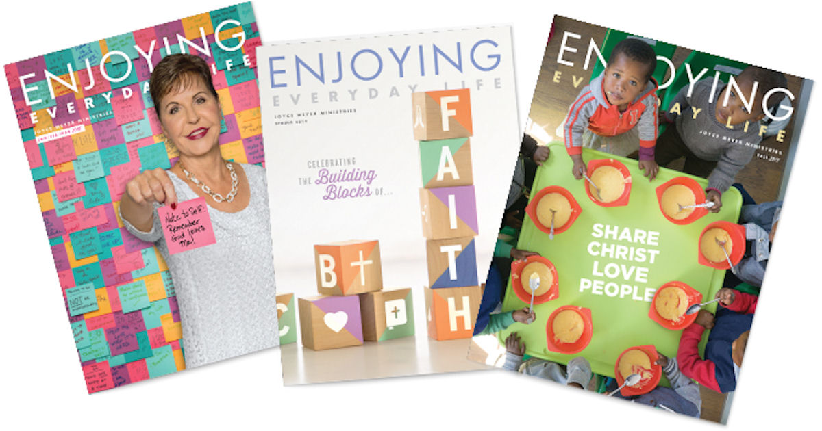 FREE Subscription to Enjoying Everyday Life Magazine