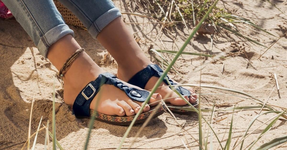 MUK LUKS Marsha Sandals ONLY $21.99 (Reg. $45)
