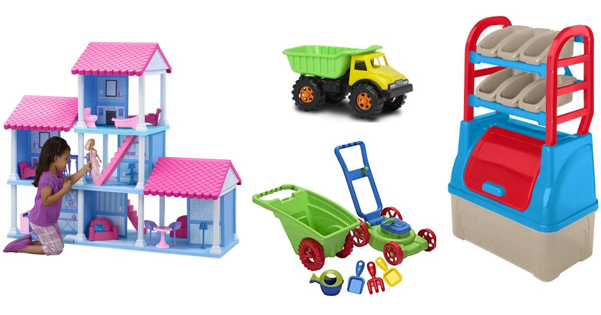 FREE Box of APT Toys