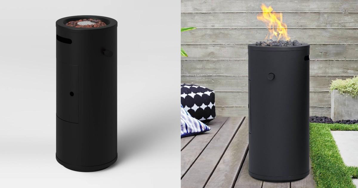Project 62 Outdoor Fire Column ONLY $75 (Reg. $99)